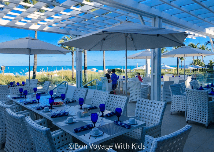 beaches turks and caicos restaurant 1