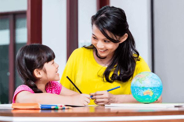 homeschool-advice-mom-homeschooling-daughter