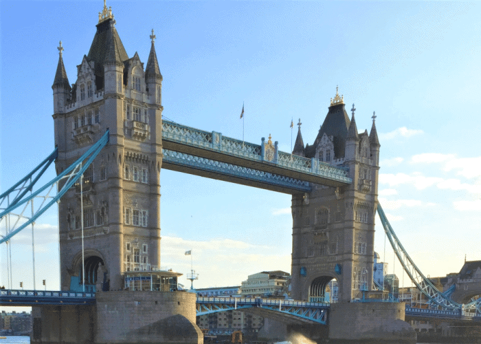 five-days-in-london-itinerary-tower-bridge