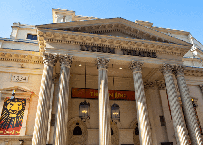 five-days-london-itinerary-west-end-show