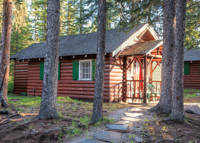 vacation-families-for-rent-log-cabin