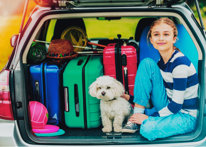 road-trip-packing-list-kid-and-dog