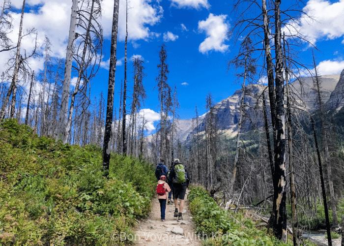 essential-hiking-gear-kid-friendly-hike-glacier-national-park-1