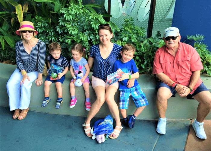 best disney world rides - multigenerational family vacation