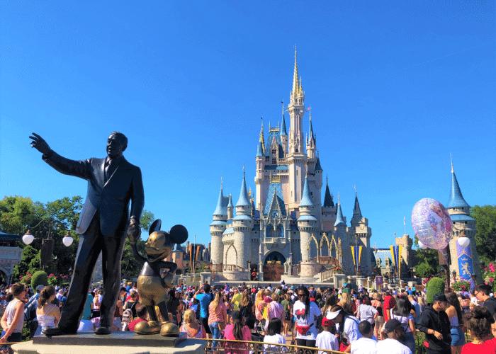 best disney world rides magic kingdom cinderella castle