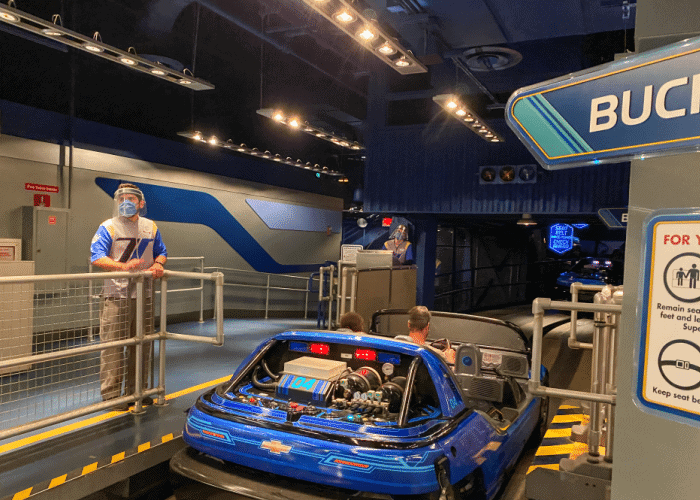 best things to do at disney world with teens test track
