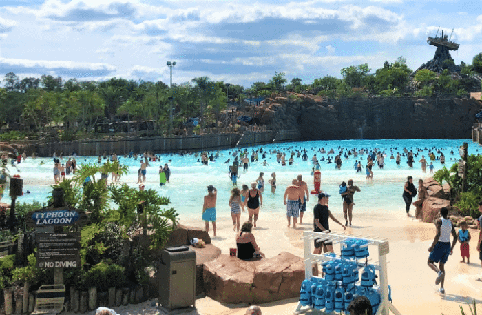 best things to do at disney world with teens typhooon lagoon