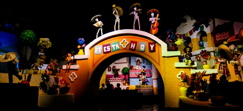 best disney rides for toddlers the boat ride in mexican pavilion three caballeros