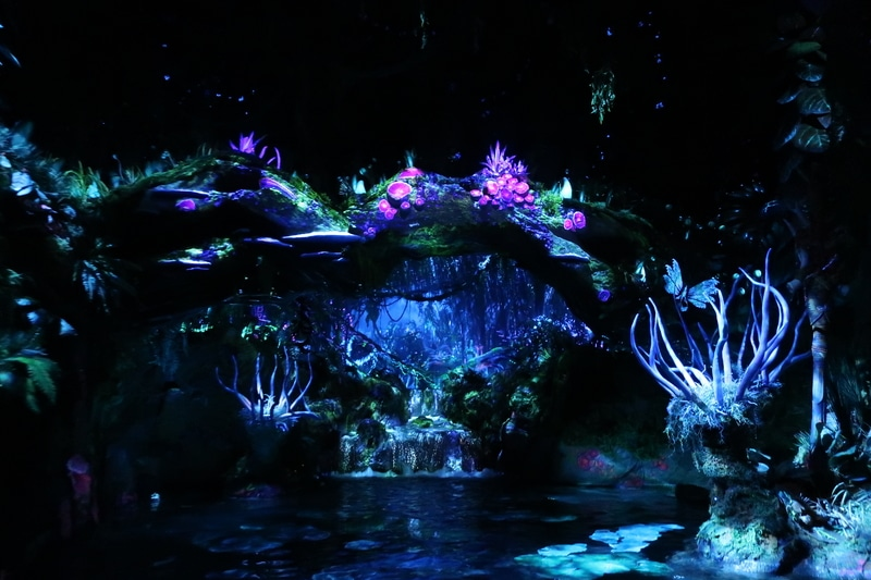 disney world with toddlers pandor na'vi river journey ride