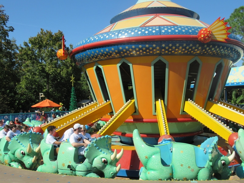 best disney world rides for toddlers triceratops spin at disney animal kingdom