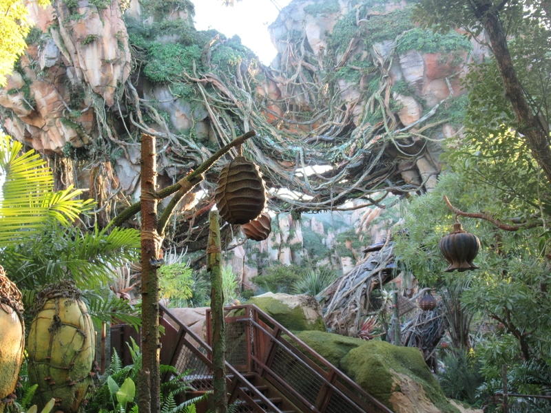 best disney world rides for preschoolers and school age Pandora ride