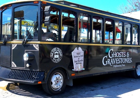 ghost and gravestone tour