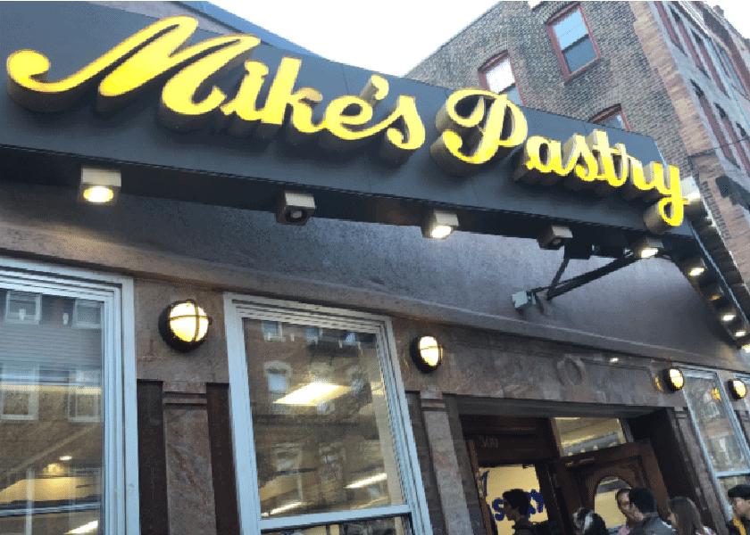 Mikes Pastry Boston