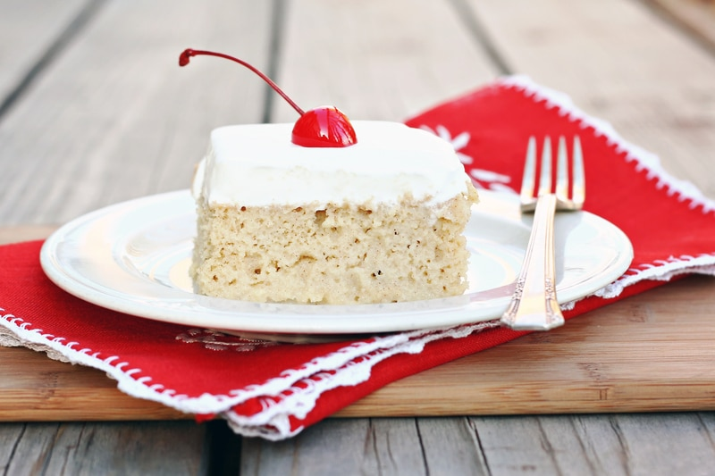 tres-leches cake christmas desserts around the world