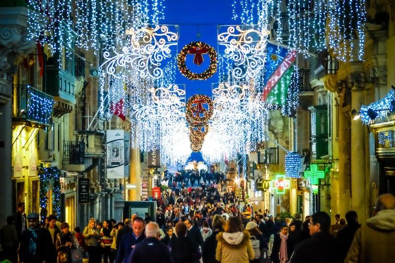 Christmas in Malta