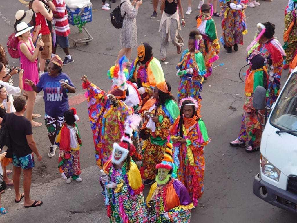 st. kitts carnival