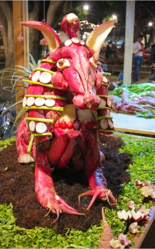 holidays around the world day of the radishes