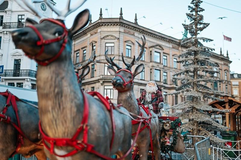 Danish Santa Claus