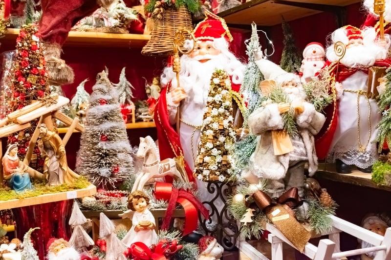 Austria Santa Claus