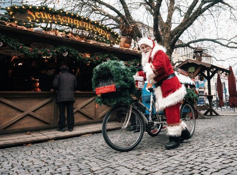 German Santa Claus