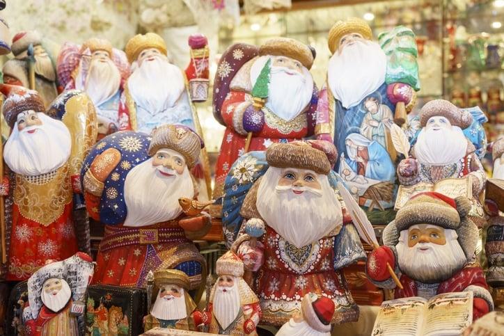 Hungarian Santa Claus
