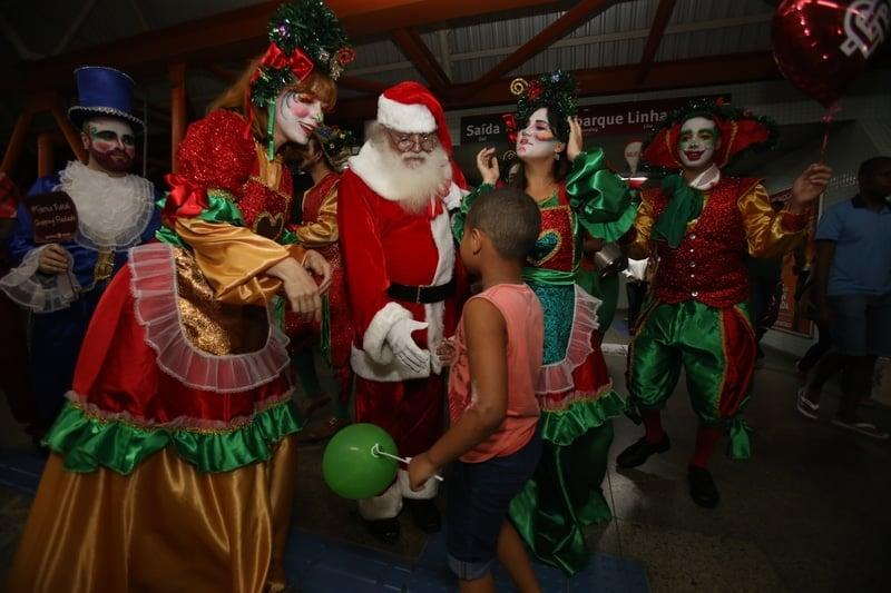 Papai Noel in Brazil
