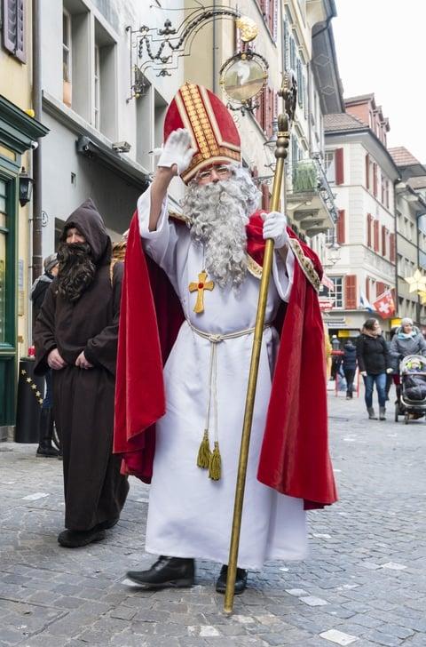 swiss santa clause