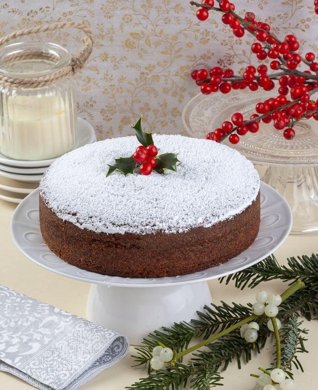 Greek cake Vasolipita