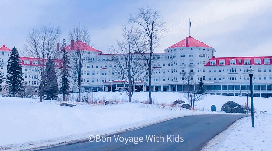 Omni Mount Washington At Bretton Woods Ski Resort