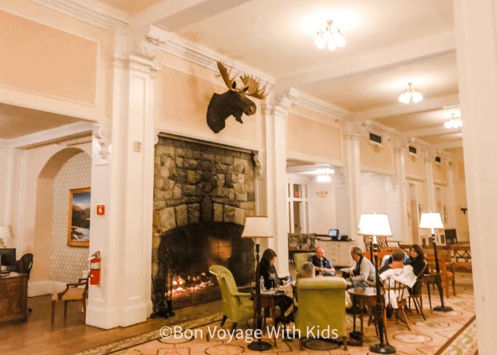 Omni Mount Washington Bretton Woods Lobby