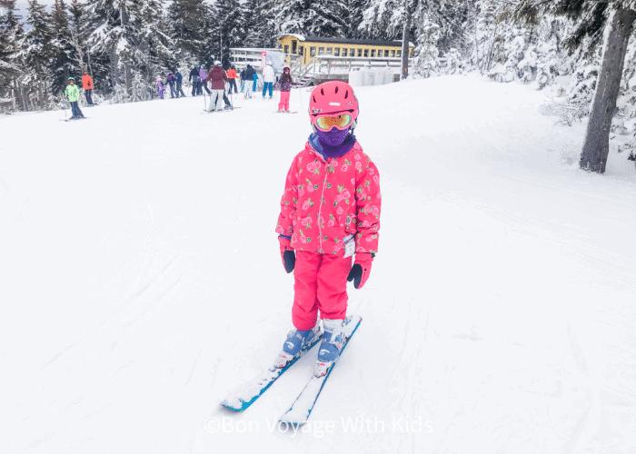 ski-trip-packing-list-girl-on-skis