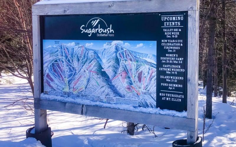 best-ski-resorts-in-vermont-sugarbush-map