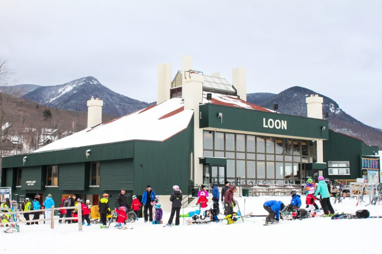new-hamphshire-ski-resorts-Loon-base