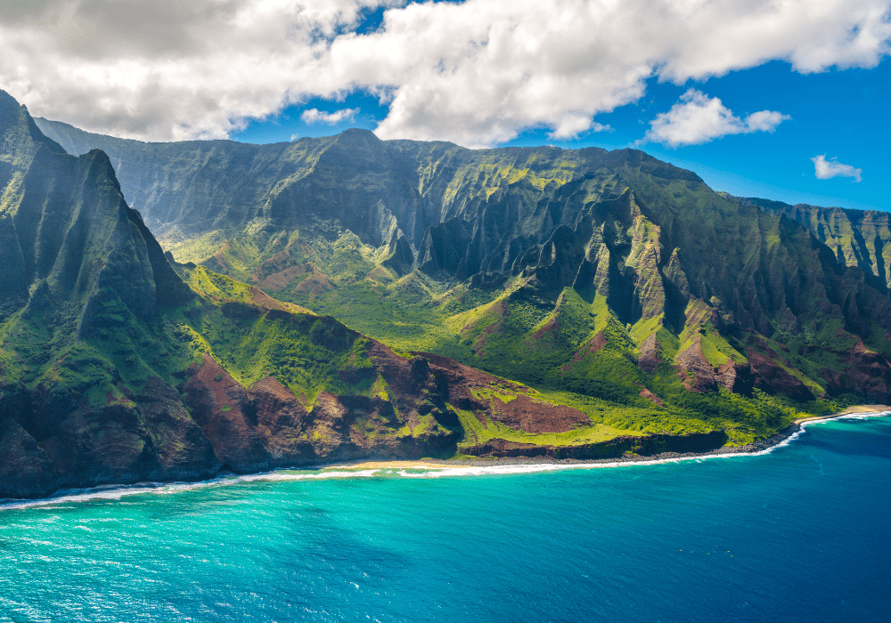 best-hawaiian-islands-for-families-na-pali coast-kauai