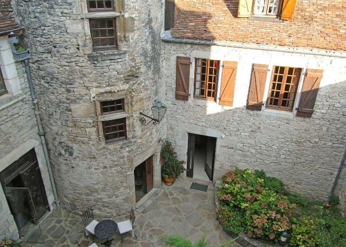 European chateau