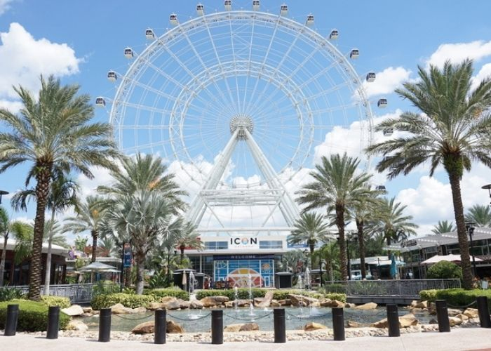 things to do in Orlando with kids orlando eye