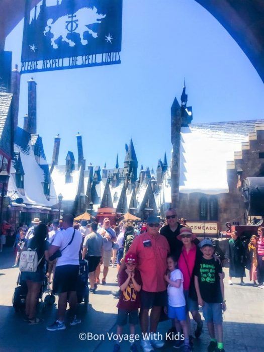 wizarding world of harry potter orlando hogsmeade