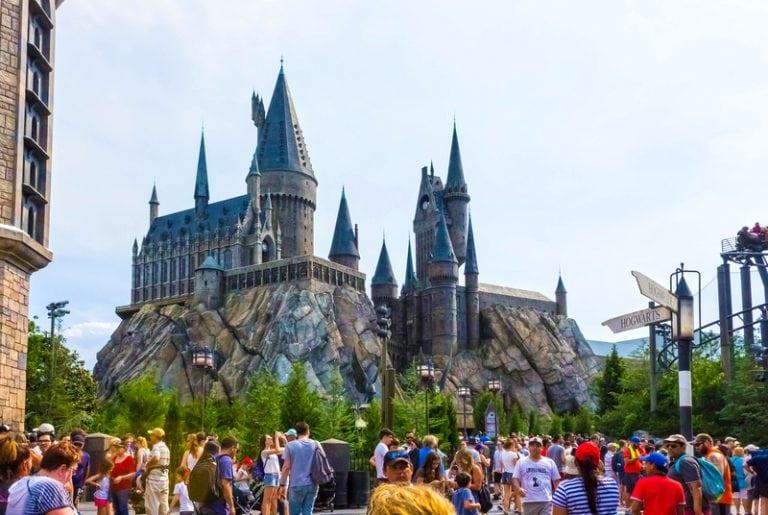 wizarding world of harry potter orlando hogwarts