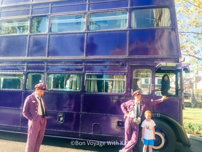 wizarding world of harry potter orlando the knight bus