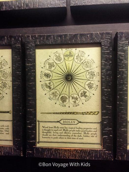 wizarding world of harry potter orlando olivanders ship want description poster