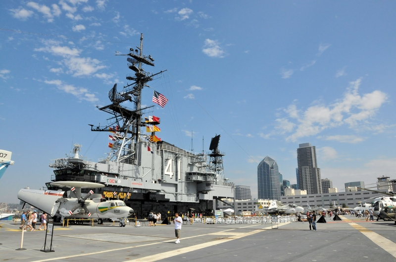 Midway Museum San Diego