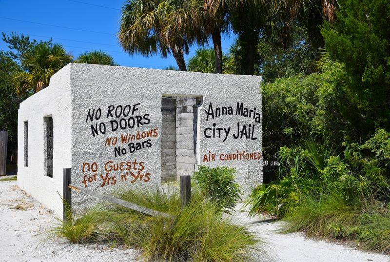 anna maria island city jail