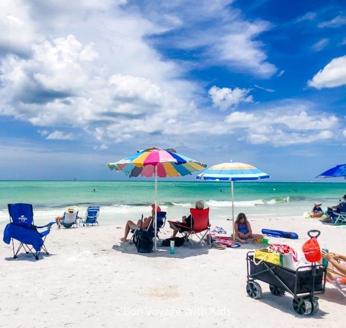 things to do on anna maria island beach