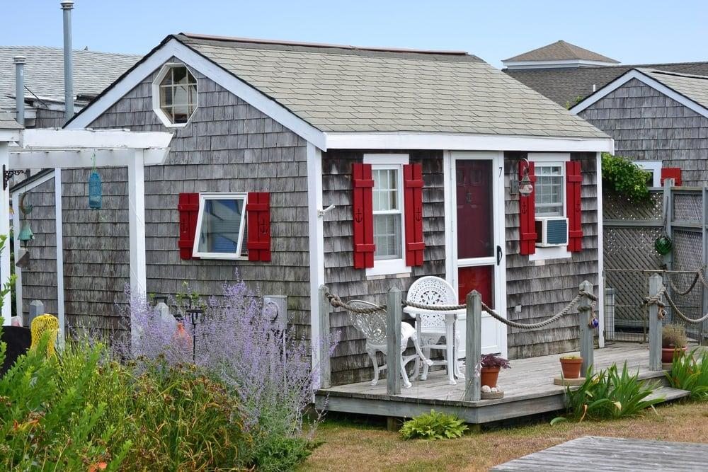 small cape cod cottage