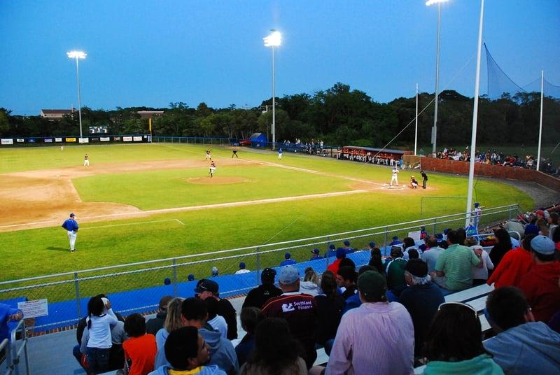 Cape Cod Baseball League Game