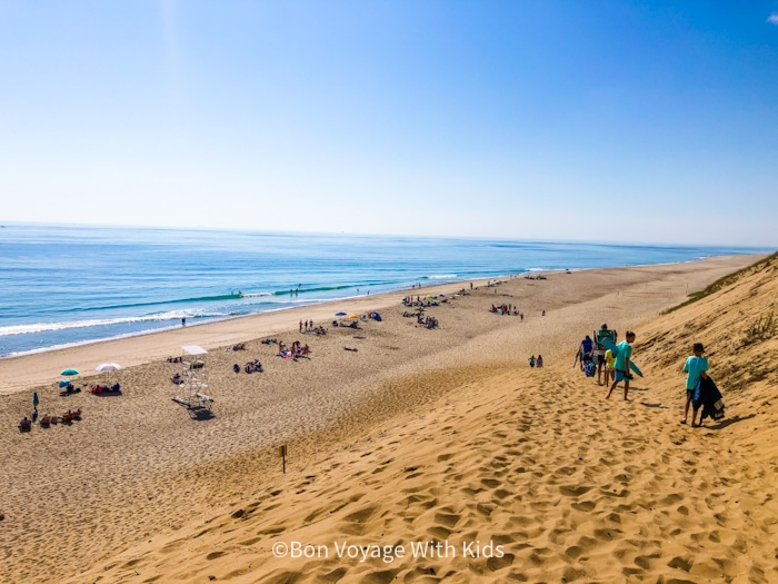 best things to do on cape cod with kids cahoon hollow beach wellfleet