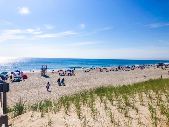 Nauset Beach is one of the best beaches on cape cod
