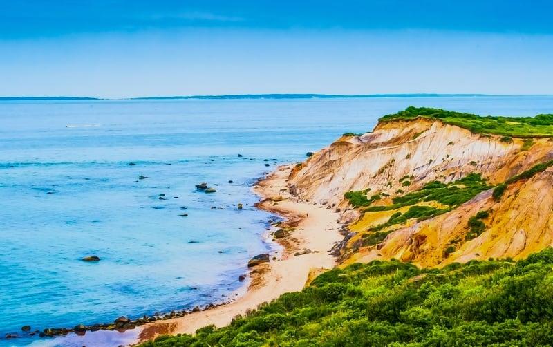 Aquinnah Cliffs Martha's Vineyard