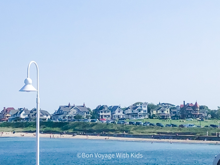 things to do on martha's vineyard with kids entering west tisbury by boat
