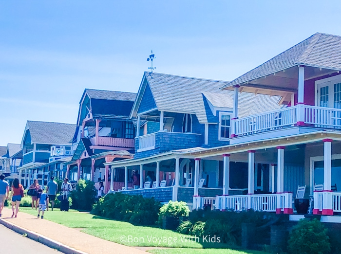 things to do on martha's vineyard with kids oak bluffs
